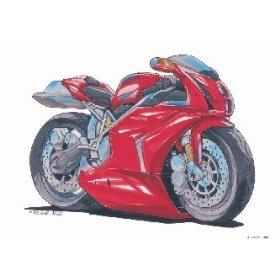 Ducati 999 Mug