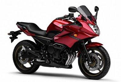 2010 Yamaha XJ6