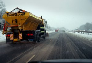 gritting-lorry