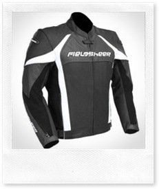 Fieldsheer Razor Leather Motorbike Jacket