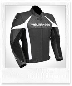 Fieldsheer Razor Leather Motorbike Jacket