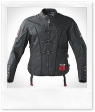 Power Trip Vamp Woman's Textile Jacket
