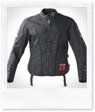 Power Trip Vamp Woman's Textile Jacket