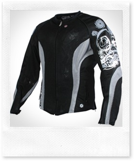 Joe Rocket Cleo 2.0 Motorcycle Textile Jacket Ladies - Black