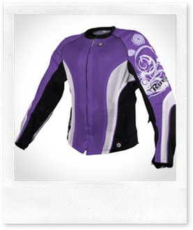 Joe Rocket Cleo 2.0 Motorcycle Textile Jacket Ladies - Paste